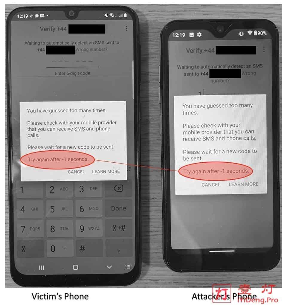WhatsApp 验证机制出现严重漏洞,任何人都能透过电话号码停用你的账户,而你只能坐以待毙! 6